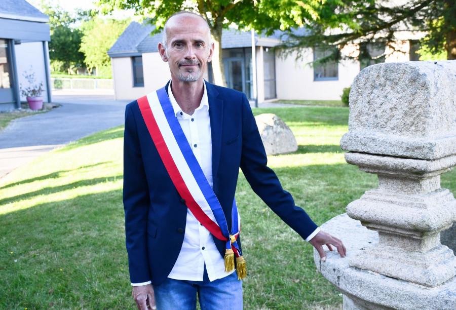 Frédéric DRELON<br>Maire de Saint Ségal